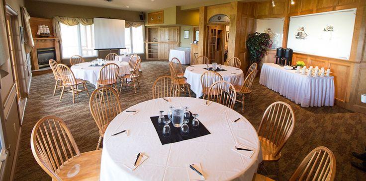 Country Charm Meeting Space at Stanley Bridge Resort in PEI.