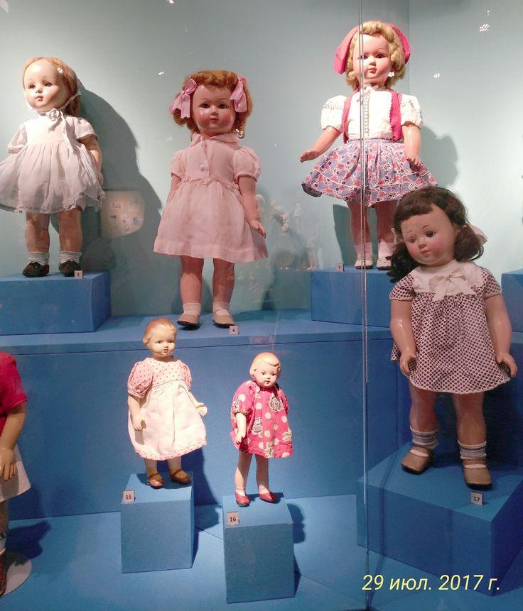 Игрушки 1950–1980 годов из коллекции Сергея Романова