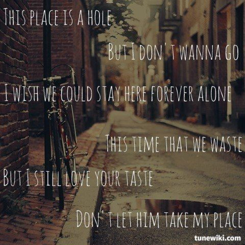 Lover Dearest- Marianas Trench