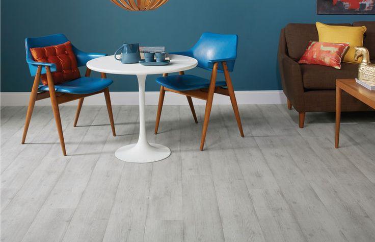 Urban Concrete Oak Planks by Quick•Step