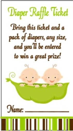 best  twin boy and girl baby shower ideas on   twin, Baby shower invitation