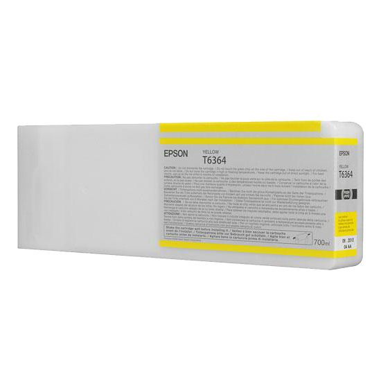 Cartuccia Inchiostro Inkjet Epson C13T636400 T6364 Giallo Originale - https://www.cancelleria-ufficio.eu/p/cartuccia-inchiostro-inkjet-epson-c13t636400-t6364-giallo/