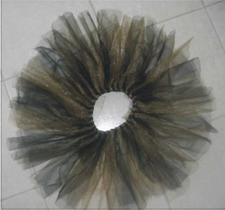 Free Pattern and Directions for a No-Sew Tutu soooooo doing this