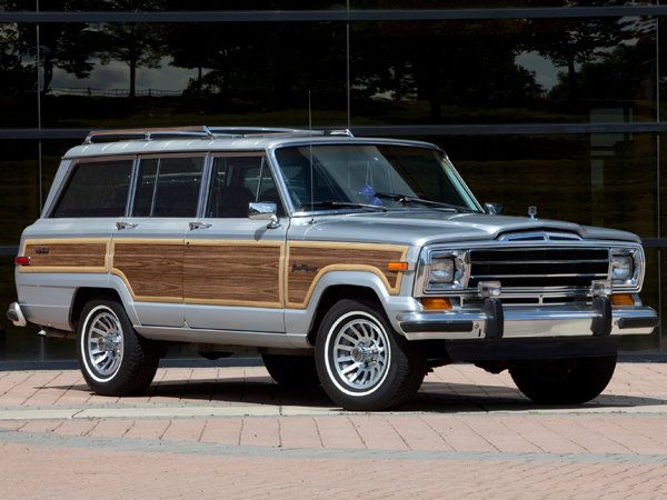 The 2014 Jeep Grand Wagoneer comes out late 2013 by Chrysler. It's a nice modern twist on a classic.