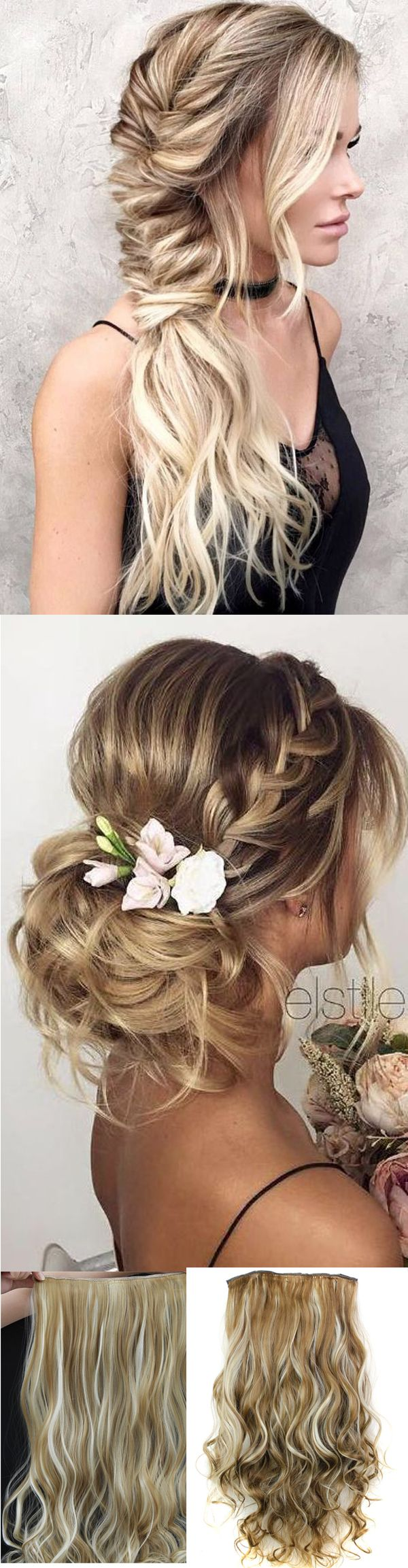 459 Best Hair Extensions Images On Pinterest