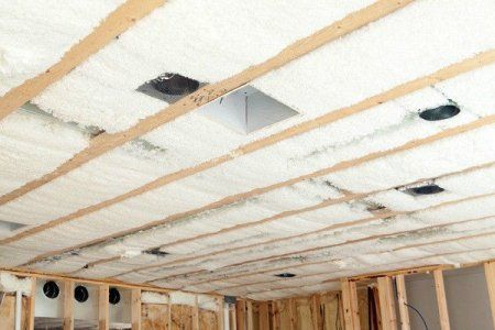 Unique Insulating Basement Ceiling for Noise Reduction