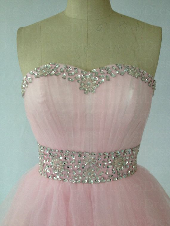 The 80s Prom dresses Formal Ball Gown Mini Short by LoverDress