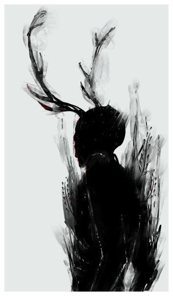 wendigo   Tumblr The light fades, And the creatures walk ...