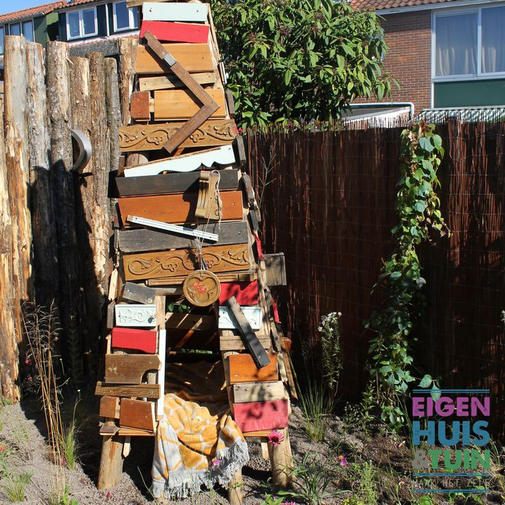 DIY Wigwam - Eigen Huis & Tuin