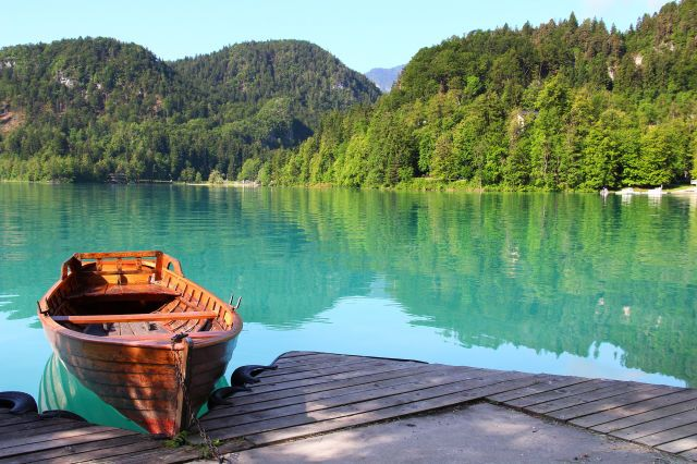 (karnizz via Getty Images) Where To Go On Holiday In Europe In 2018: Slovenia-Families who want to enjoy quality time together in picturesque surroundings should consider overlooked Slovenia for a fabulous camping trip in 2018. The kids can try paddle boarding on Lake Bled or explore the caves of Postojna, while the adults enjoy the thermal spas and world class cuisine in the capital Ljubljana.