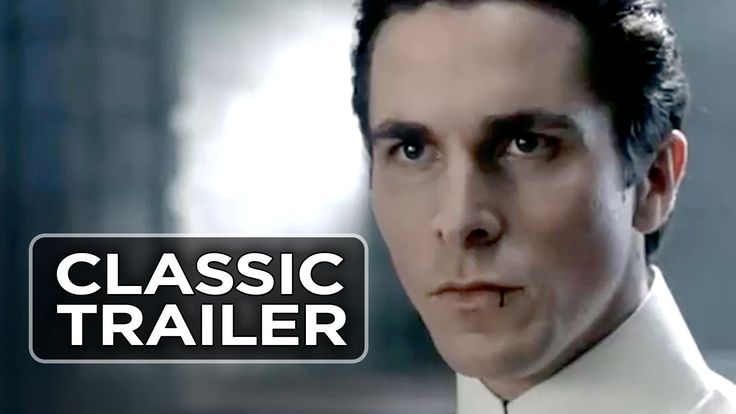 Equilibrium (2002) Official Trailer #1 - Christian Bale Movie HD - Here is another one of my favorite movies.