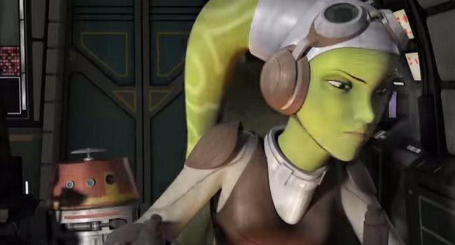Muestran el primer clip oficial de la nueva serie animada de Star Wars Rebelds, a estrenarse entre Septiembre y Noviembre próximo en Disney XD
