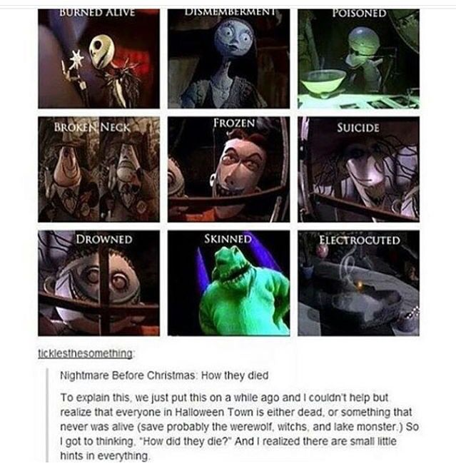 27 best The Nightmare before christmas images on Pinterest | Jack ...