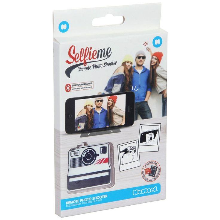 Selfieme Bluetooth Remote Photo Shooter