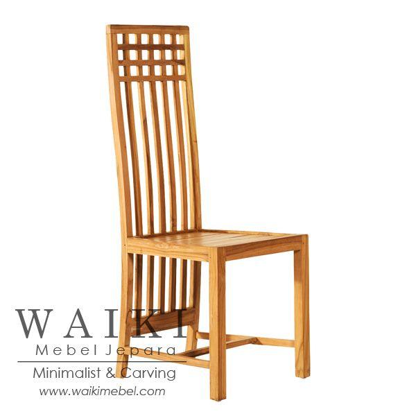 Waiki Mebel produsen kursi untuk keperluan cafe, restoran dan hotel. jual kursi cafe dan restoran model balero jati kualitas ekspor, terjangkau dan murah