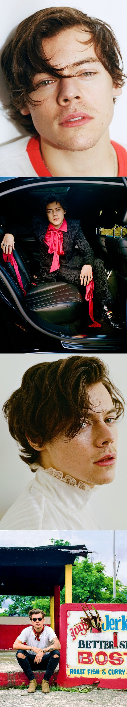 Harry Styles | for Rolling Stone | emrosefeld | >> I feel offended