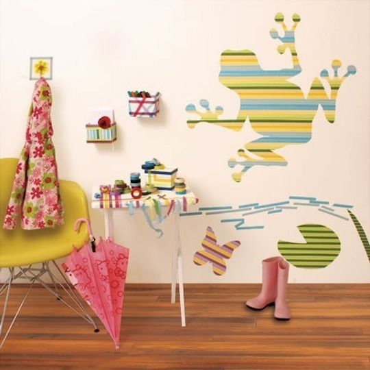 15 More Washi Tape Project Ideas for Kids Rooms | Apartment Therapy