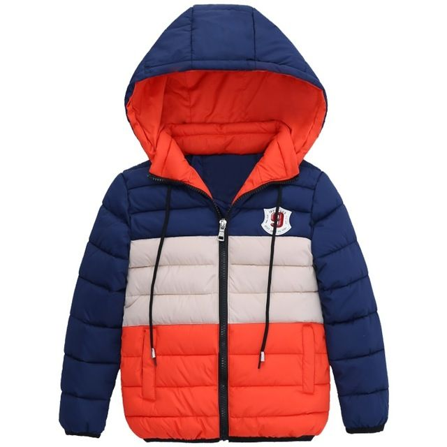 Boys Blue winter coats  Jacket kids Zipper jackets Boys thick Winter jacket high quality Boy Winter Coat kids clothes Do you want it Get it here
