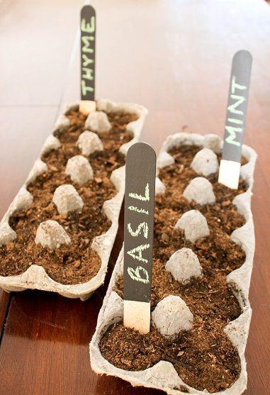 1000 bilder zu gardening auf pinterest g rten pflanzenk bel und eimer. Black Bedroom Furniture Sets. Home Design Ideas