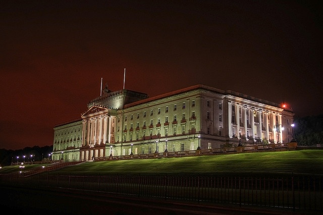 Stormont Parliament - Home of the Northern Ireland Assembly, Belfast