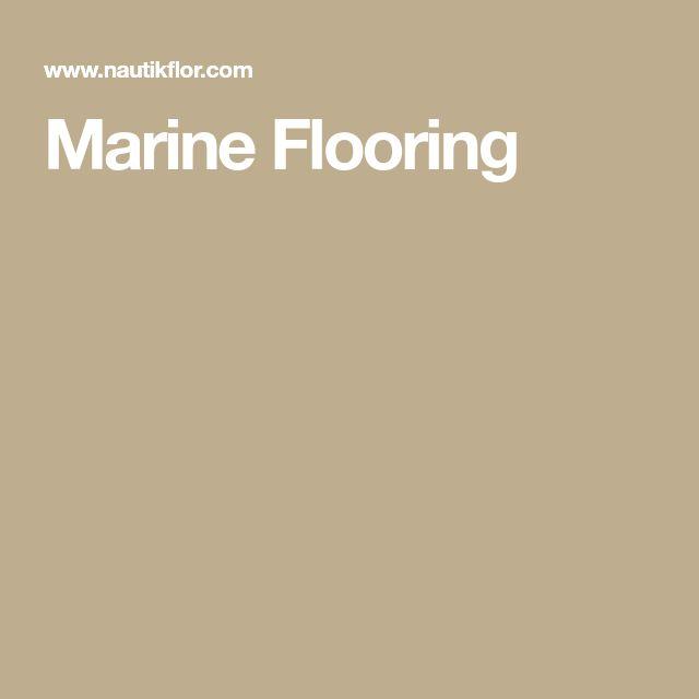Marine Flooring