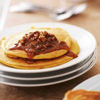 Pumpkin Pancakes: Recipespumpkin Pancakes, Pumpkin Recipes, Cans Pumpkin, Desserts Healthy, Pancakes Recipes, Newest Recipespumpkin, Healthy Desserts, Breakfast Pancakes, Fall Breakfast