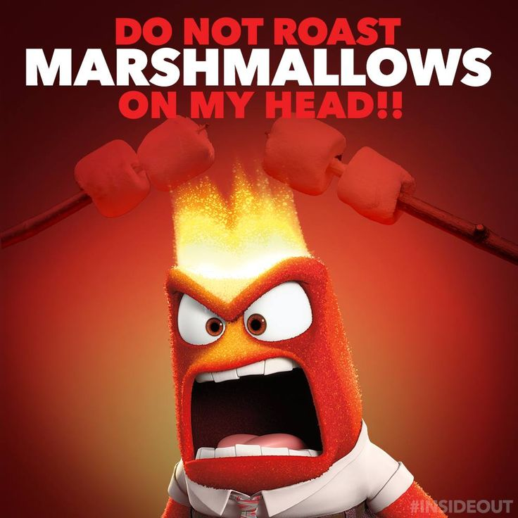 Quotes About Anger And Rage: 9 Best Inside Out Anger Images On Pinterest
