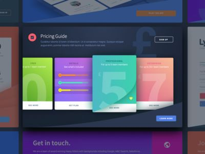 Lystable Landing Page