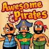 "Awesome Pirates - http://zoopgames.com/awesome-pirates/ -  Upgrade game. Turn-based shooter. Uses Box2d physics engine. In-game tutorial explains controls.  rn Use ""FGL Cheat"" button in upgrades shop to open all levels and get some extra money.  - cartoon, funny, pirate, pirates, shooter, turn, upgrades"