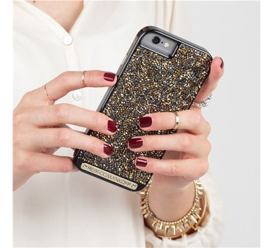 separation shoes a75f7 c7b59 Case-Mate Rebecca Minkoff iPhone 6 Crystal Statement Case | Lust ...