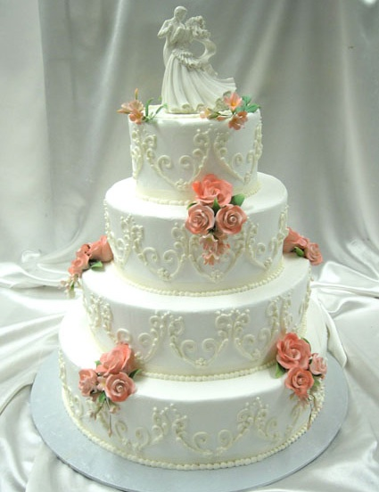 Mrs. Maddox Cakes : Farmington, Michigan Bakery : Wedding and Special Occasion CakesWedding Cake