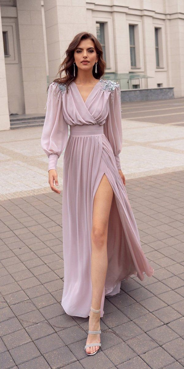27 Wedding Guest Dresses For Every Seasons Style In 2020 A Line Prom Dresses Wedding Guest Dresses Long Formal Wedding Guest Dress