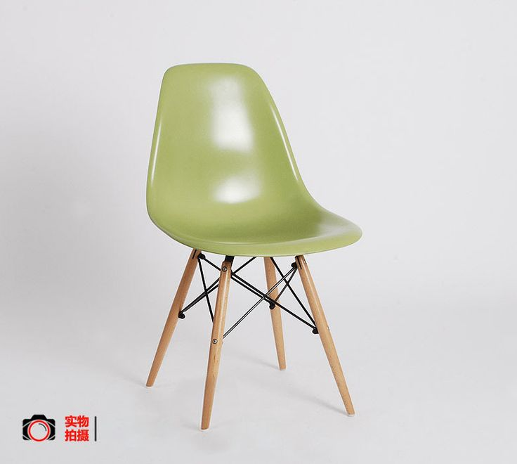 Replica hot sale Charles Eame DSW side chair, Modern