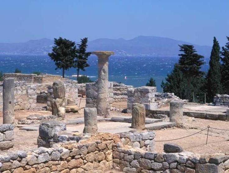 L'ESCALA - EMPURIES / COSTA BRAVA Ruinas de Empúries (L'Escala · Girona · Costa…