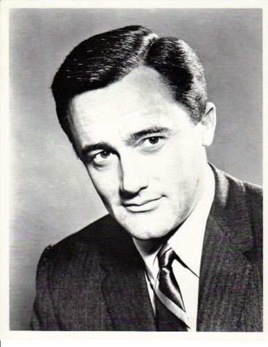 """The Man from U.N.C.L.E."" - Robert Vaughn (1964-1968)"