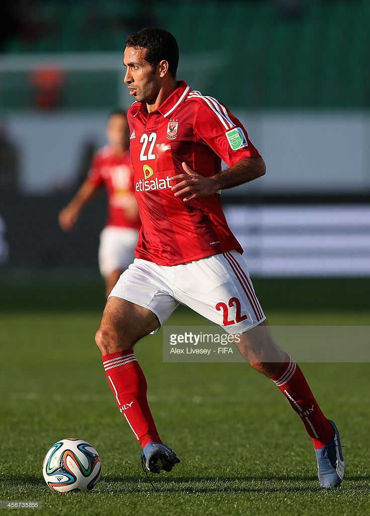 HBD Mohamed Aboutrika November 7th 1978: age 37