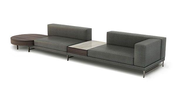 ナツッジ「アイ・ディー・オー」|美しい家具ここにあります! イタリアン・ファニチャー最新図鑑【後編】