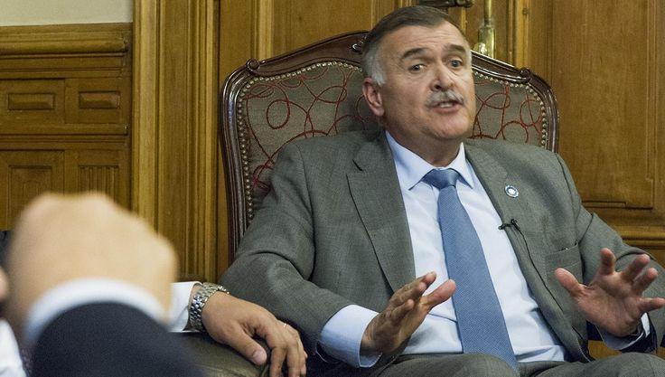 "Según Osvaldo Jaldo: ""el Gobierno nacional quiere asfixiar económicamente a Tucumán"""