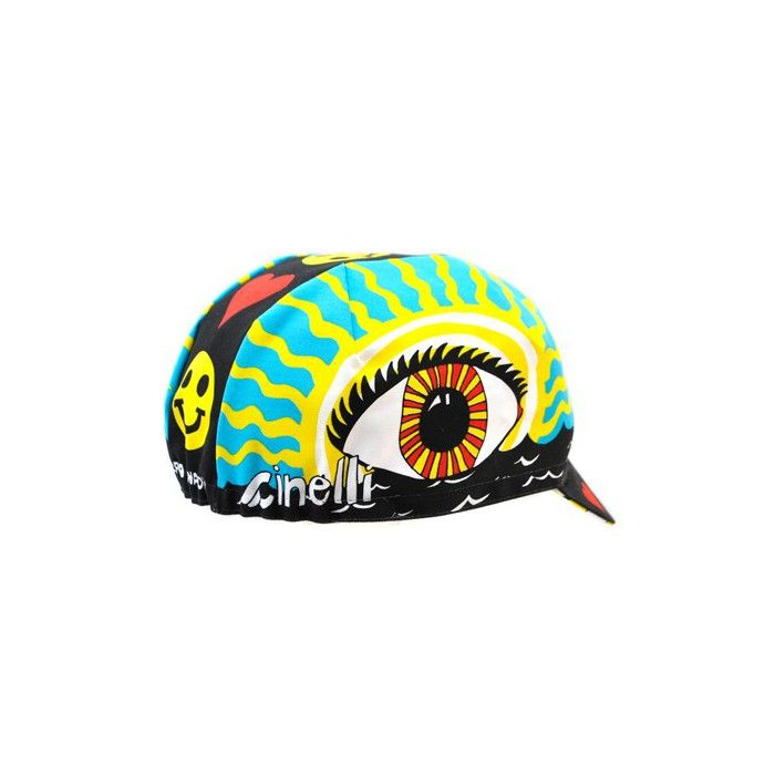 Cinelli Eye of the Storm Cycling Cap