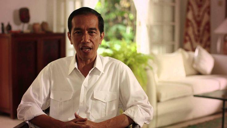 "Pesan Jokowi ""Gunakan Hak Pilih Anda"""