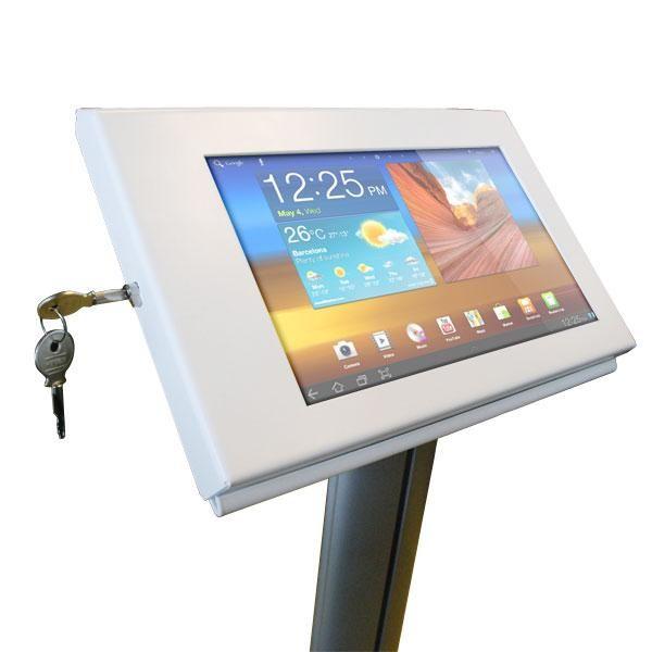 Support PLV pour tablette Android sécurisé