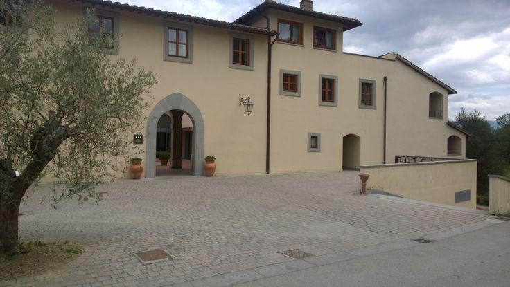 Clubhouse @ Golf Club Poggio dei Medici
