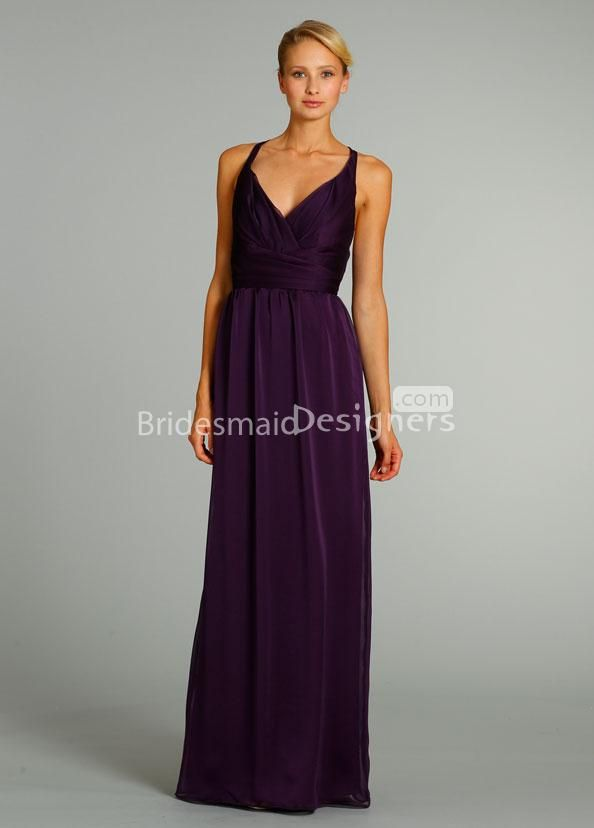 1000+ images about Plum Bridesmaid Dresses on Pinterest ...