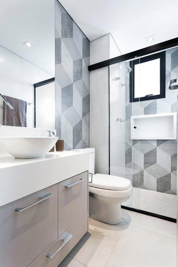 M s de 25 ideas incre bles sobre azulejos geom tricos en - Azulejos hexagonales bano ...