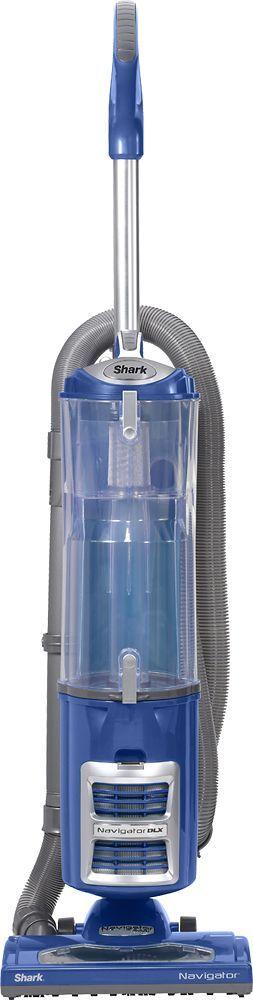 Shark - Navigator DLX Bagless Upright Vacuum - Blue