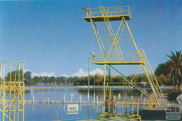 Diving Tower | Raymond West Swimming Pool | Shepparton