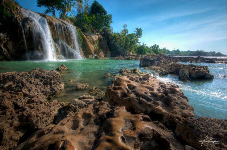 #toroan #waterfall #ketapang #sampang #madura