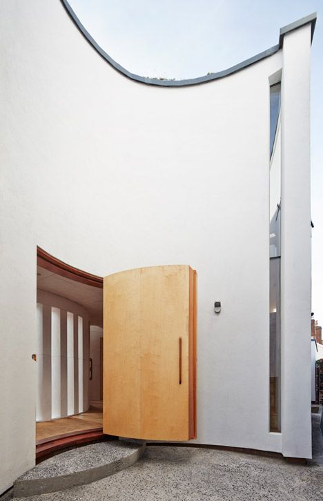 Chimes House by David Sheppard