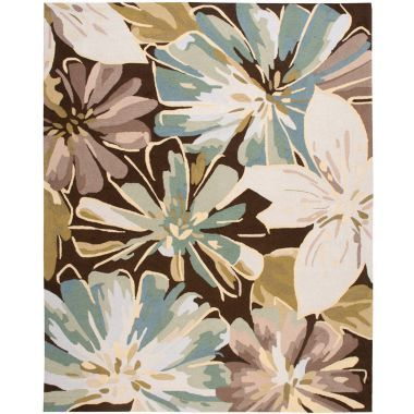 Nourison® Pleasance Hooked Rectangular Rugs   JCPenney 3 6 X 5 6 $119