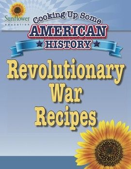 Delight your students with three authentic and easy to for American cuisine history